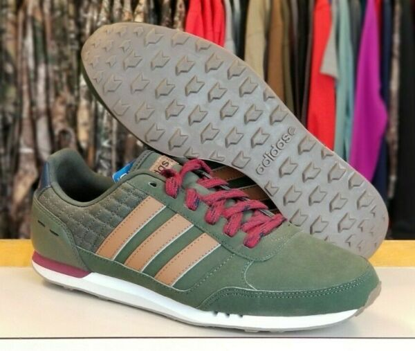 *NEW* Men's Adidas Sneakers City Racer - Adidas Retro Running/Athletic Shoes