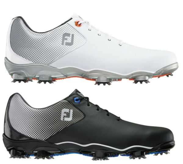 FootJoy DNA Helix Golf Shoes Leather Waterproof Men's New - Choose Color