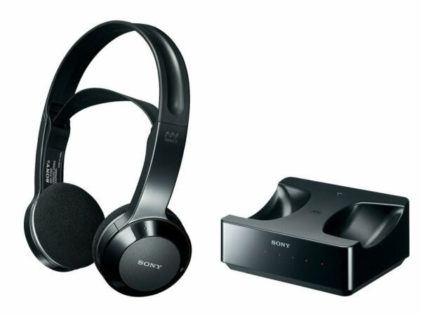 SONY Cordless Stereo Headphone system MDR-IF245RK