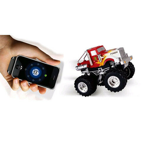 Dexim AppSpeed Apple Smartphone Tablet Controlled Gyro Remote C Monster Truck