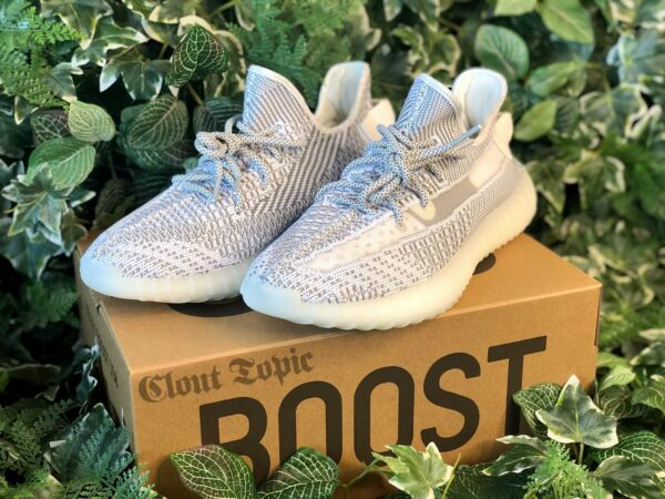 Adidas Yeezy Boost 350 V2 Static Size: 10 Non-Reflective 100% Authentic
