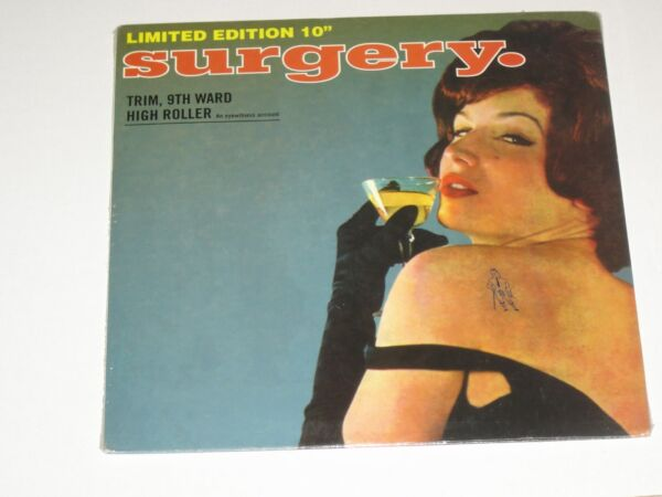 SURGERY. Trim 9th Ward High Roller Surgery 1993 SEALED Brother Remington AK