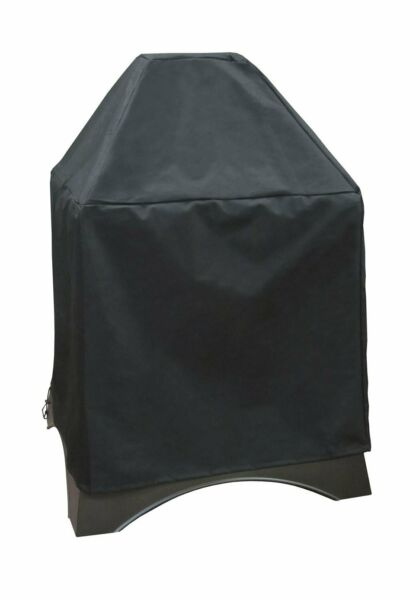 Landmann Grandezza Outdoor Fireplace Cover Black New