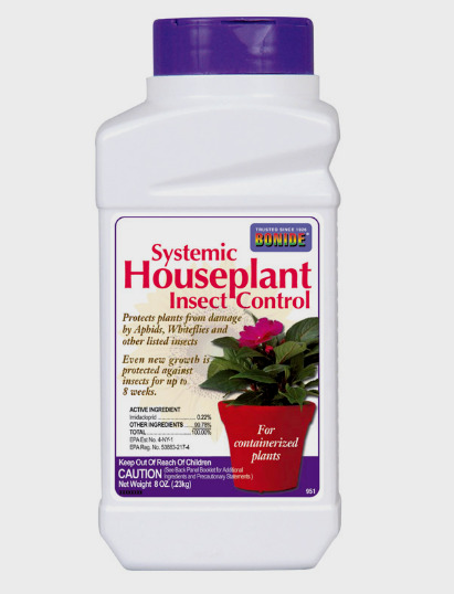 Bonide Systemic HOUSEPLANT INSECT CONTROL Plant Bug Ants Roaches Spiders 8oz 951 $14.39