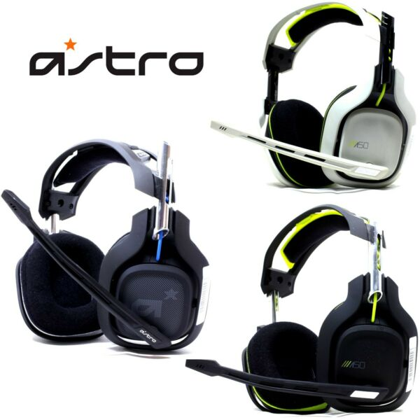 ASTRO A50 a50 Gaming Headset Gen 2 Wireless for Xbox One PC PS4 Headset Only $56.97