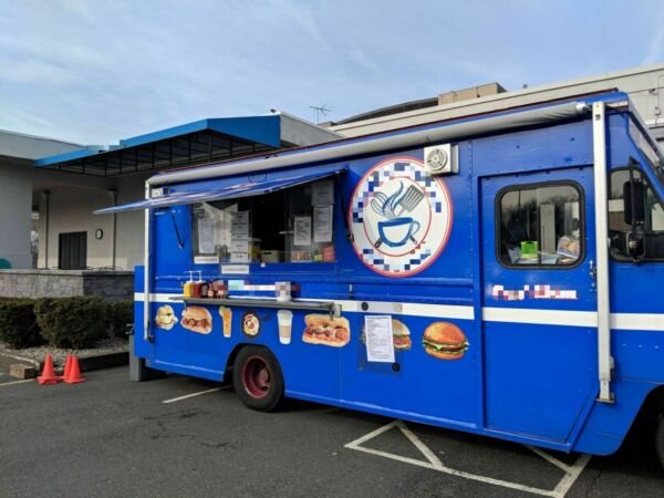 Ford E-350 Food Truck Used Mobile Kitchen for Sale in New Jersey!!!