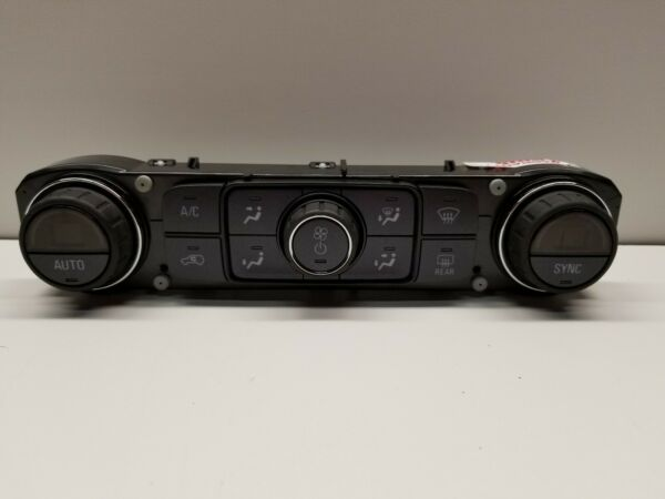 17 GMC Sierra 1500 Heater AC Temperature Control 84164476