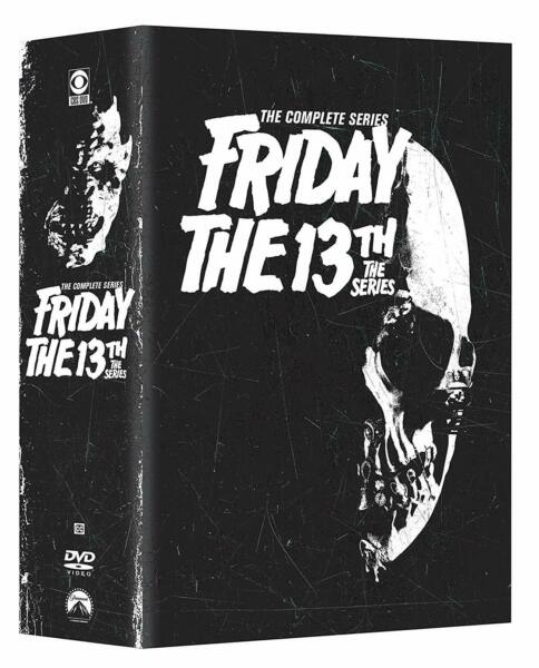 Friday The 13th - The Series: The Complete TV Series Box Set New Sealed