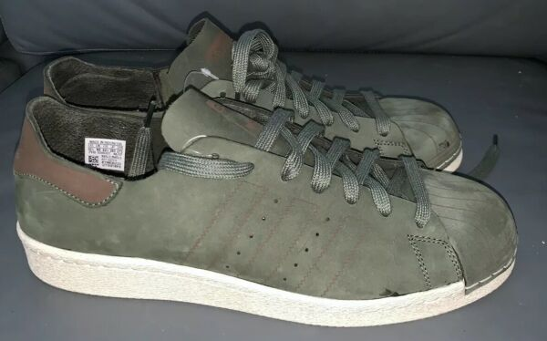 Adidas Superstar 80s Decon Shoes Men's CQ2211 Size 10.5