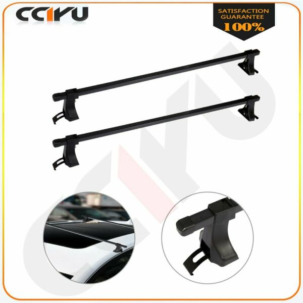 48quot; Universal Top Roof Rack Cross Bars Luggage For 4 Door Well made SUV Truck $53.99