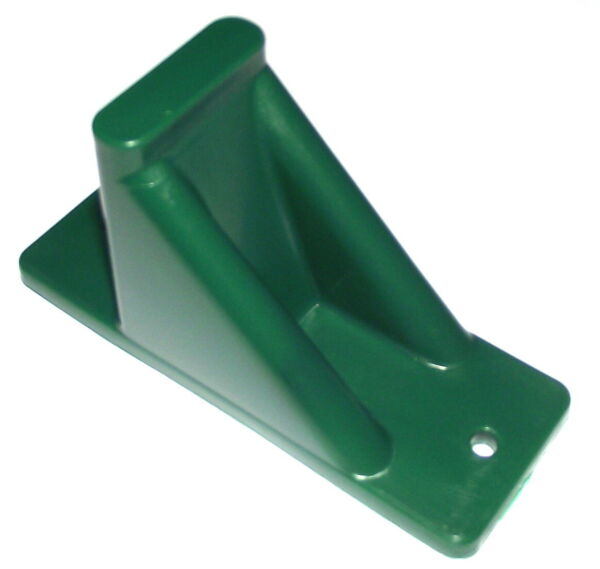Plastic Green Mini Roof Snow and Ice Guard Multi Pack Stop Sliding Snow Buildup $7.99