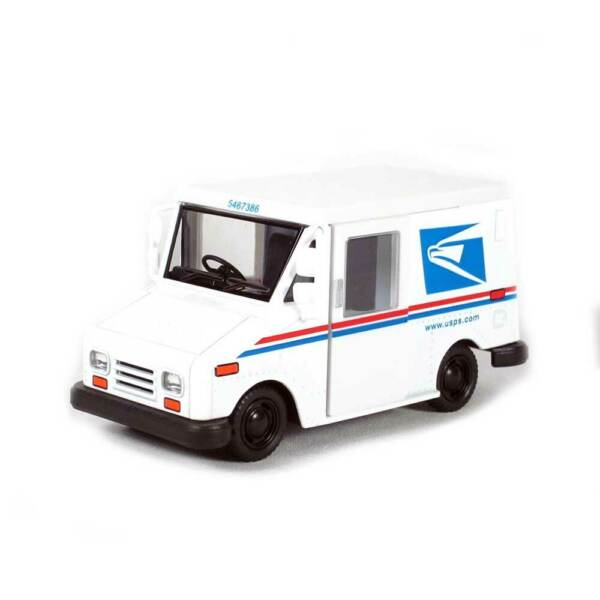 5quot; Die cast: USPS LLV Mail Delivery Truck Generic box