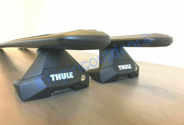 New Fully Complete Thule roof rack Mazda CX 5 17 19 w Normal Roof. Free Ship $529.95