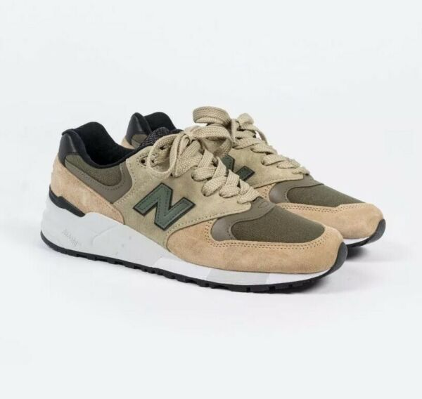 🔥$180 Men's NEW BALANCE 999 Beige 9.5 Made in USA M999HCC 990 993 998 997 1300