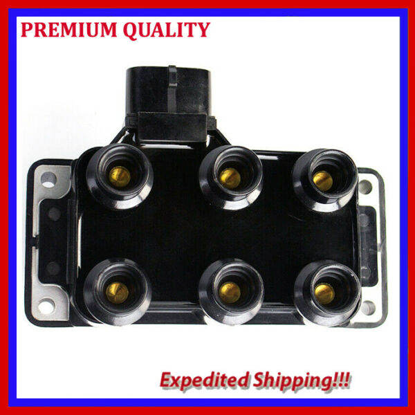 1PC IGNITION COIL UFD341 for FORD AEROSTAR 4.0L 1990 1991 1992 1993 1994 1995