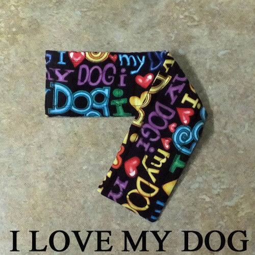COTTON Belly Bands for Male Boy Dog Waist 8 10quot; XS MULTIPLE FABRICS for Charity $6.00