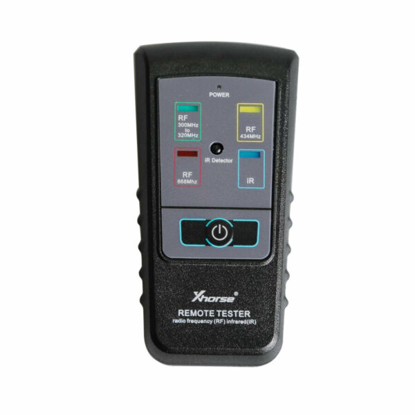 USA Ship Xhorse Remote Tester Radio Frequency(RF) Infrared(IR) 300-320Mhz 434Mhz