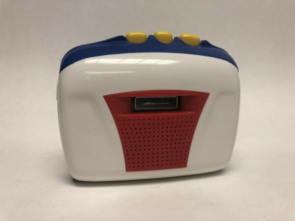 Suntone Personal Cassette Player New Free Shipping