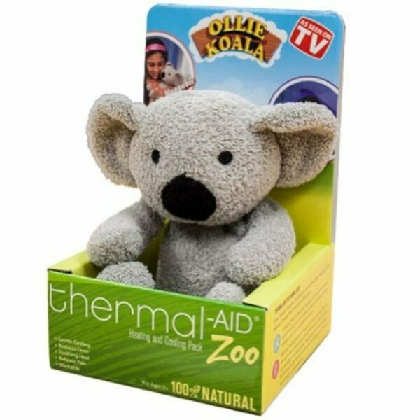 Stuffed Koala Natural Heating amp; Cooling Pack By Thermal Aid $28.93