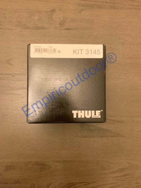 New Thule Fitkit 3145 for Audi Q7 SUV 17 19 . Free Expedited Ship $105.00