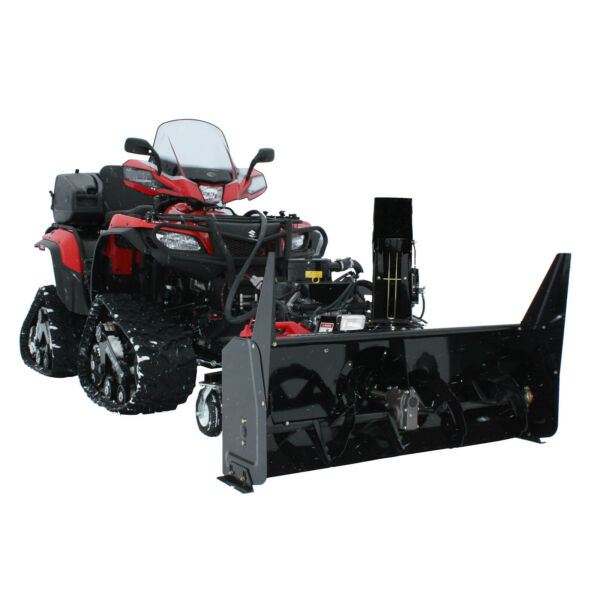 Bercomac Snowblower Premium 54 In 22HP Honda EPA Engine Berco Snow Blower ATV