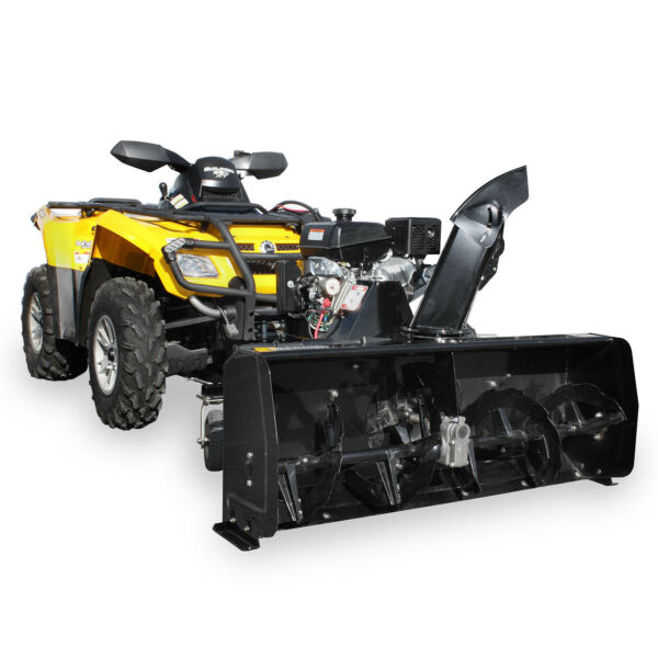 Bercomac Snowblower Versatile Plus 54 In 15HP EPA Engine Berco Snow Blower ATV