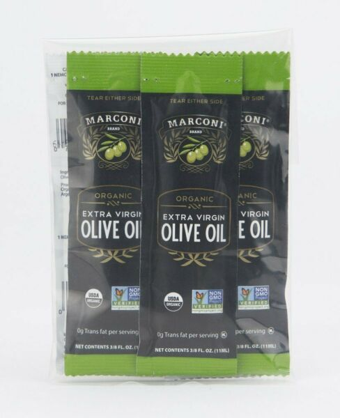 Backpacker#x27;S Pantry Organic Extra Virgin Olive Oil Packet 11 Ml Packet 6 Pack