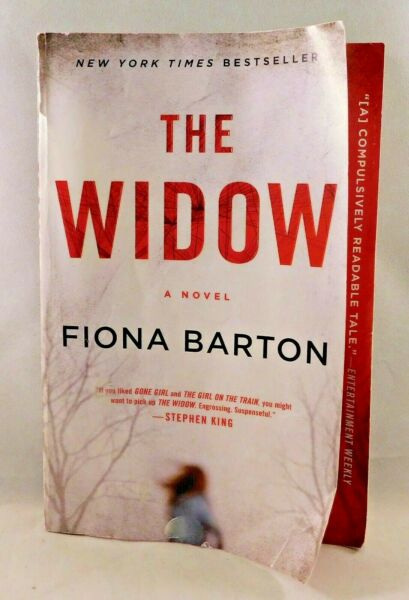 The Widow by Fiona Barton Paperback 2017