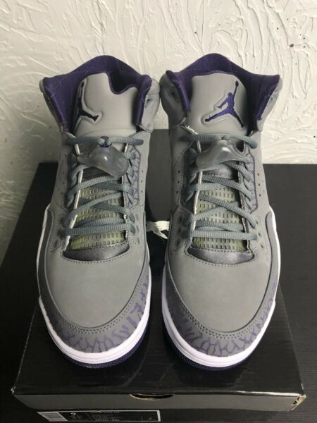 "DS Air Jordan Rare Air ""Cool Grey"" - Size 9 (407361-002)"