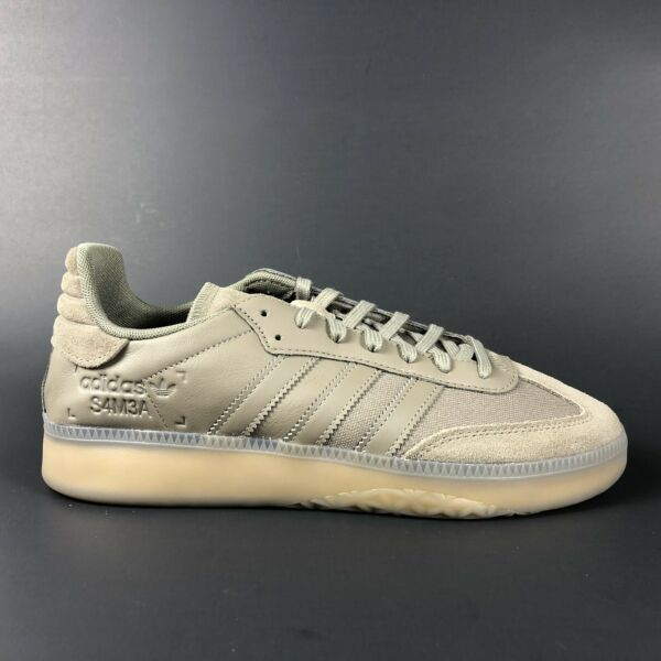 Adidas Samba RM Boost Shoes Mens Simple Brown S4M3A Sneakers New