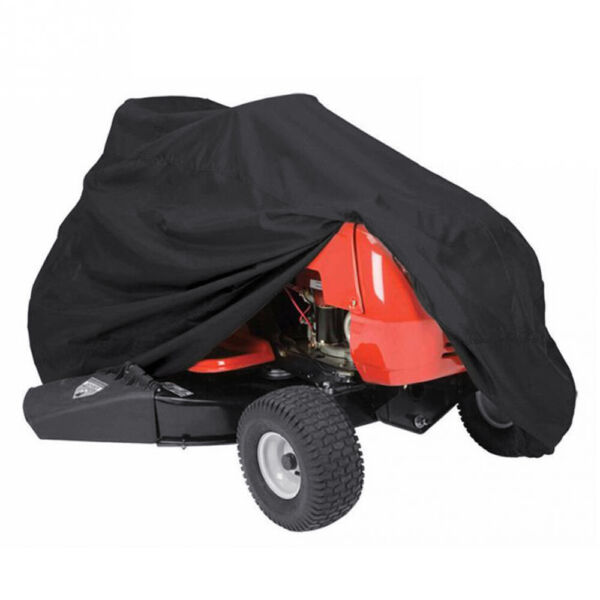 Riding Lawn Mower Cover Garden Tractor Heavy Duty Waterproof Protector 55quot;Length $14.89