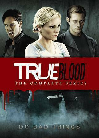 True Blood: The Complete Series Seasons 1-7 (DVD 2014 33-Disc Set) NewSealed