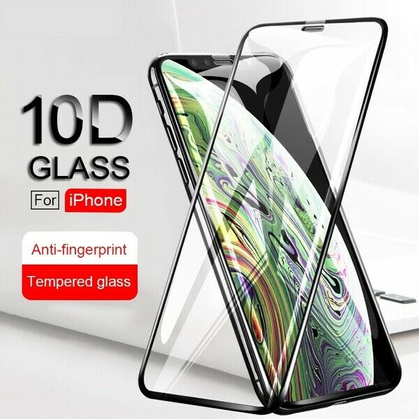 For Apple iPhone 1111 Pro Max Screen Protector Tempered Glass FULL Coverage  $8.99