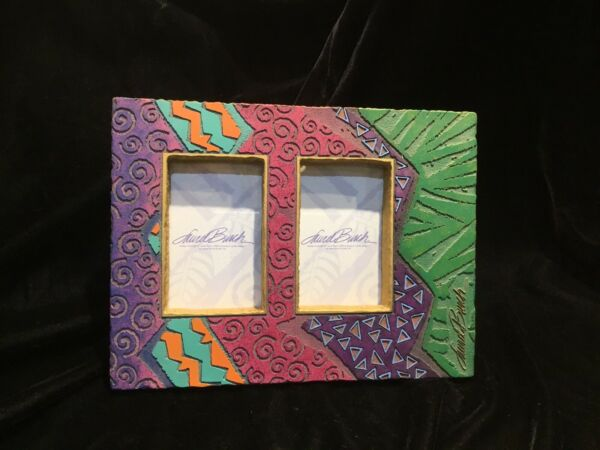 1999 Laurel BURCH Double Picture Frame 7