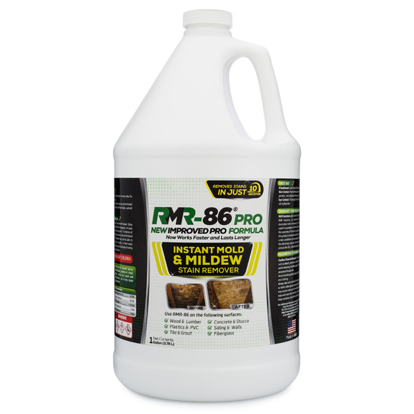 RMR 86 PRO INSTANT MOLD STAIN REMOVER