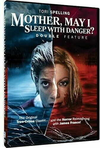 Mother May I Sleep with Danger Double Feature-Mill Creek DVD-New-James Franco