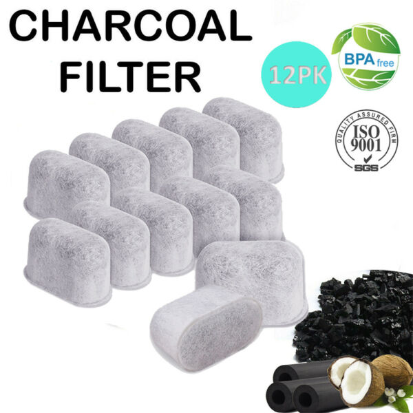 Fit Keurig Coffee Charcoal Water Filter Replacement 05073 1.0 2.0 6 12 Filters