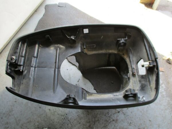 2002 Mercury L150 Carburetor outboard side cowl set $120.00