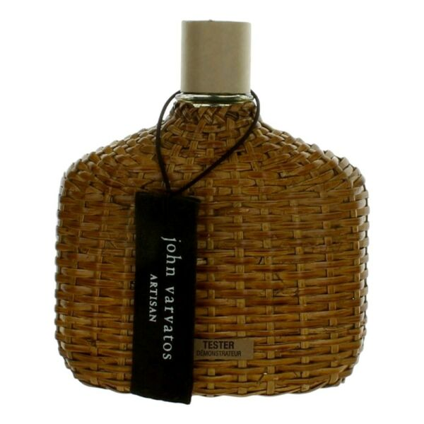John Varvatos Artisan by John Varvatos 4.2 oz EDT Spray men Tester