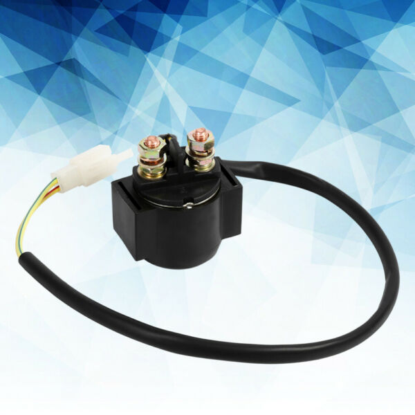 Starter Relay Solenoid Fits Chinese Scooter ATV 50cc 125cc 150cc 250cc