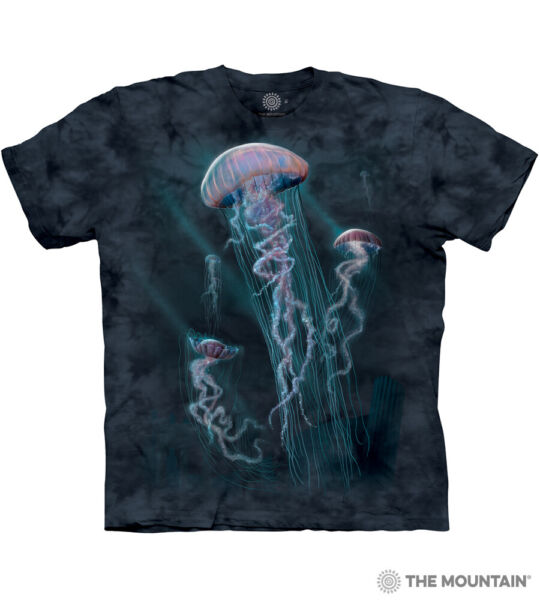 The Mountain Kids 100% Cotton Jellyfish T Shirt Youth Sizes S M NWT $11.99