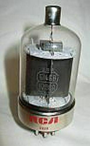 6146B  8298A TUBE~VALVE~TESTS STRONG~30 DAY GUARANTEE~VACUUM~RADIO~AMPLIFIER