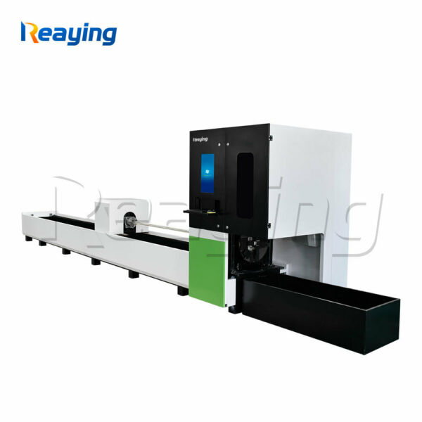 Sale! 500W Fiber Laser Tube Pipe Cutting Machine with 3m Length 200mm Diameter