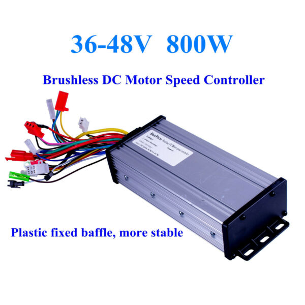 36 48V 800W Electric Bicycle E bike Scooter Brushless DC Motor Speed Controller $32.99