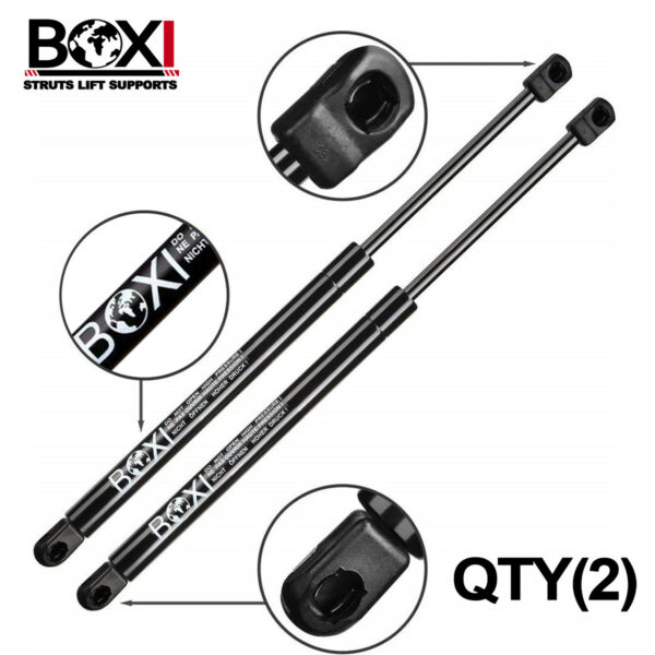 2 Front Hood Lift Supports Shocks for Ford Expedition F 150 F 250 1997 2006 4578