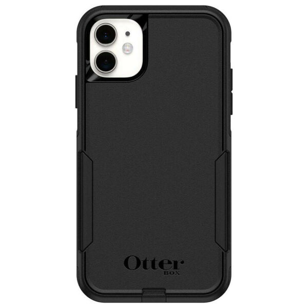 OtterBox COMMUTER SERIES Case for iPhone 11 Black