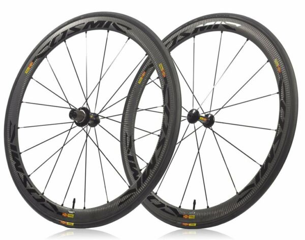 MAVIC 2015 COSMIC CARBONE 40 CLINCHER~SHIMANO 11 SPEED- NEW - 35991714