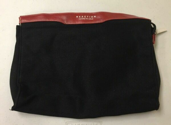 Kenneth Cole Bag Small Carrier Purse Bag Cosmetic? Bag a1E $20.00
