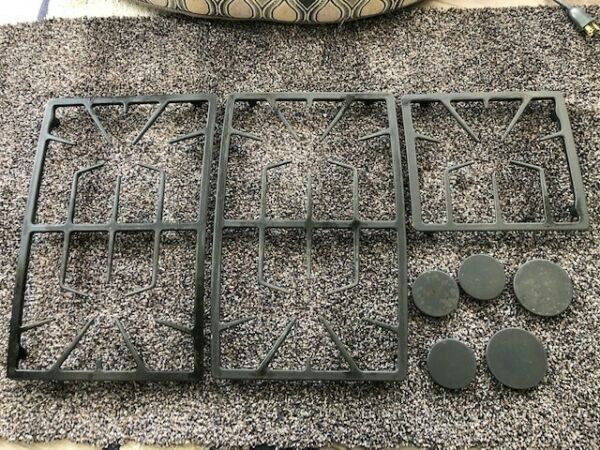 Thermador Range Grate Set For 36