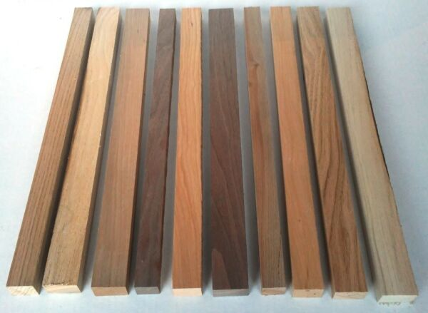 30 pcs 3 4quot; x 1quot; x 16quot; WALNUT Ash MAPLE Red Oak CHERRY Cutting Board Edge Wood $20.00
